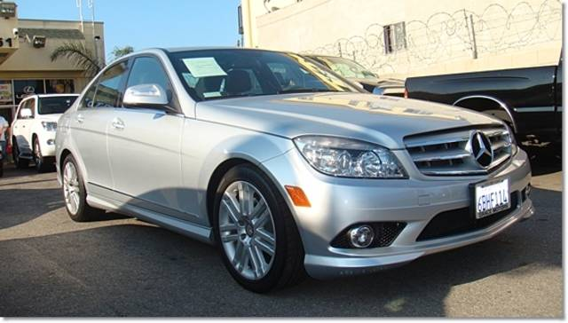 2008 mercedes c class factory warranty for Mercedes benz factory warranty