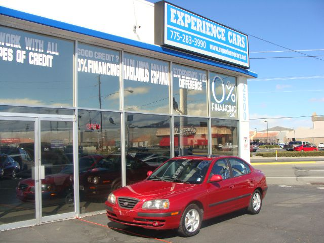 2004 HYUNDAI ELANTRA GT 4-DOOR red very nice clean car great car to have if your looking to save m