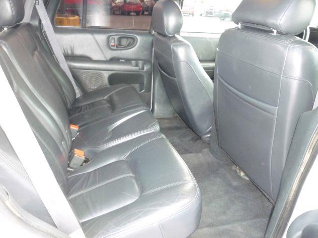 1999 OLDSMOBILE BRAVADA BASE unspecified all power equipment is functioning properly  this vehicl