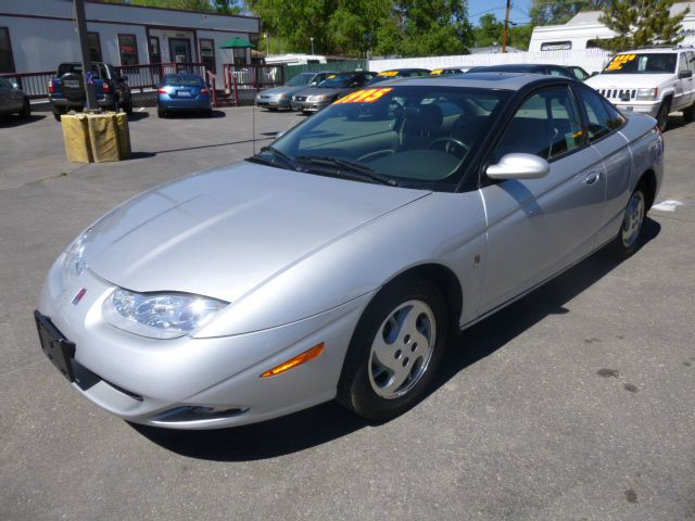 2002 SATURN S SERIES SC2 silver this saturn s-series is in great condition inside and out what a