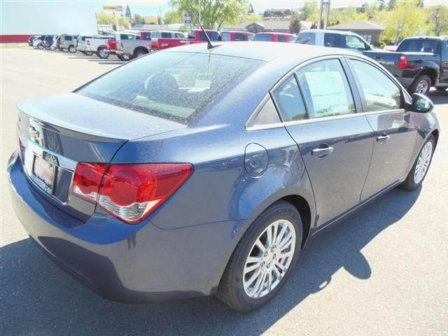 2013 Chevrolet Cruze eco Sedan 4D - OKANOGAN WA