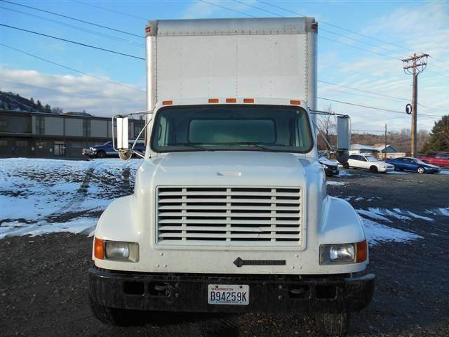 1999 International 4700 - - OKANOGAN WA