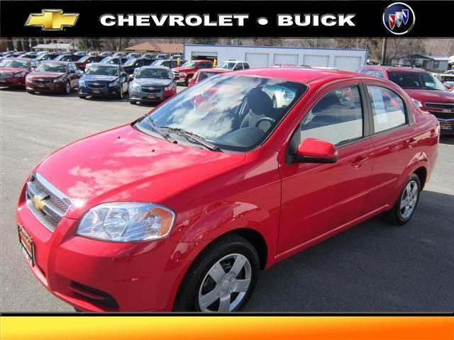 2010 Chevrolet Aveo LS Sedan 4D - OKANOGAN WA