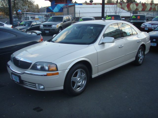 2000 Lincoln LS V8 - Portland OR