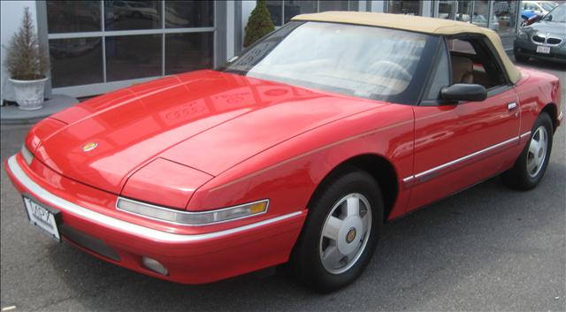 Image 1 of 1990 Buick Reatta Convertible…