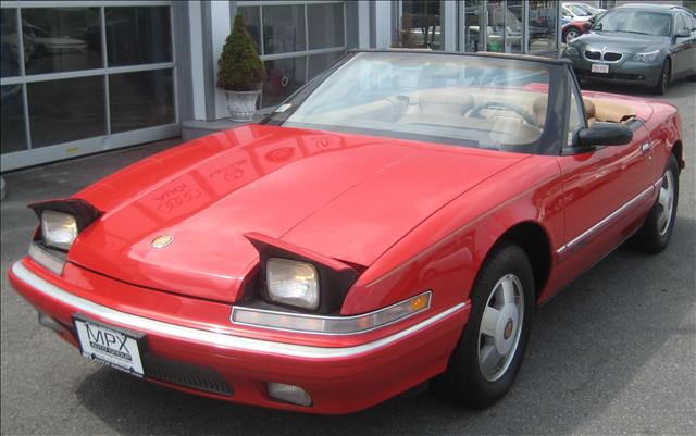 Image 2 of 1990 Buick Reatta Convertible…