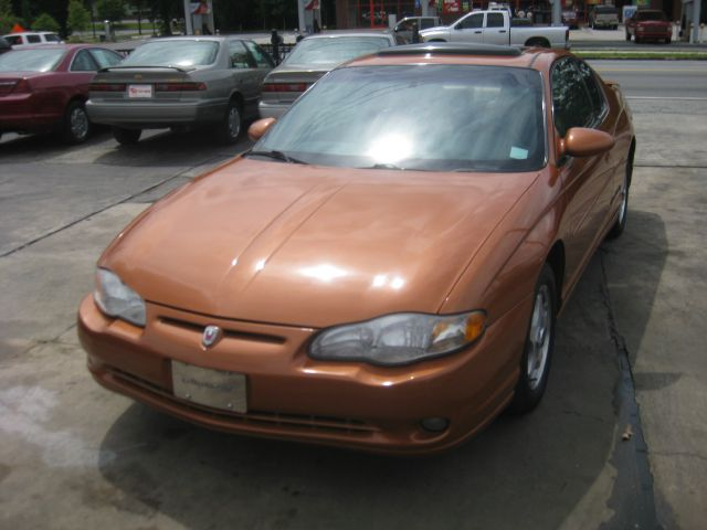 2001 Chevrolet Monte Carlo