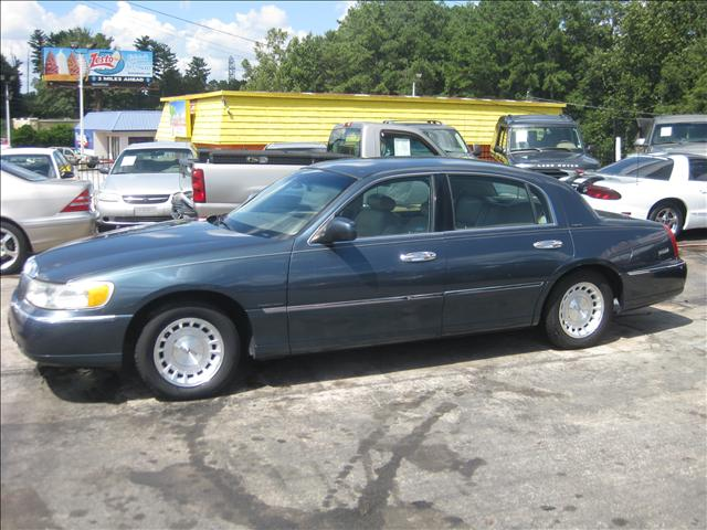 1998 Lincoln Town Car