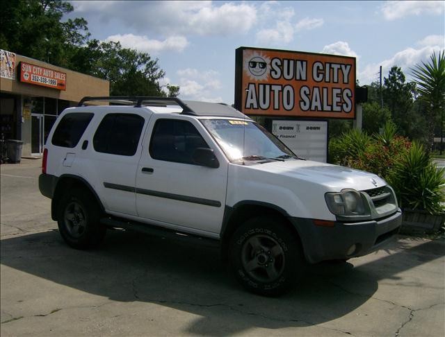 2002 Nissan Xterra XE 4WD For Sale In Gainesville FL - Sun City Auto