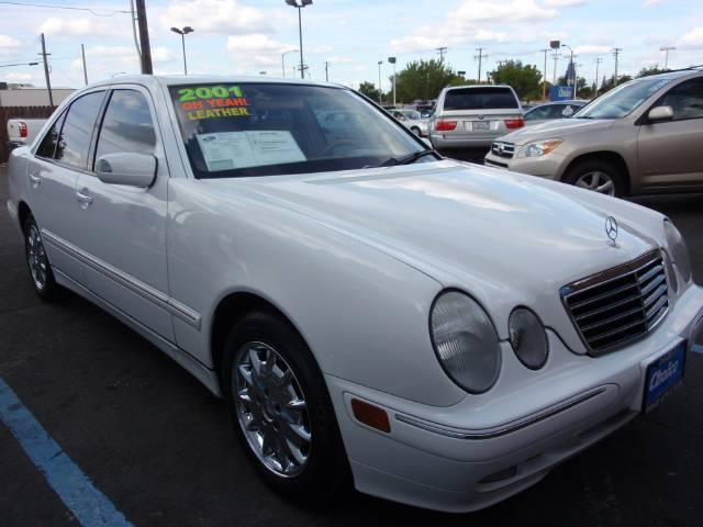 2001 Mercedes-Benz E Class
