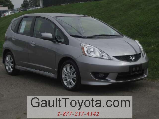Image 9 of 2010 Honda Fit Sport…