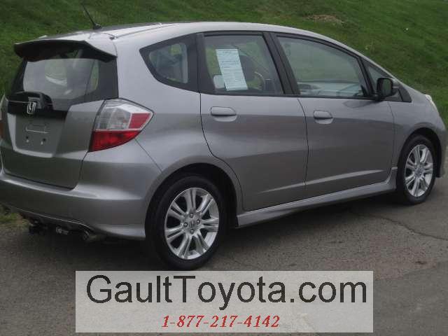 Image 11 of 2010 Honda Fit Sport…