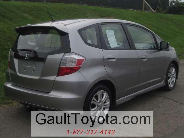 Image 12 of 2010 Honda Fit Sport…