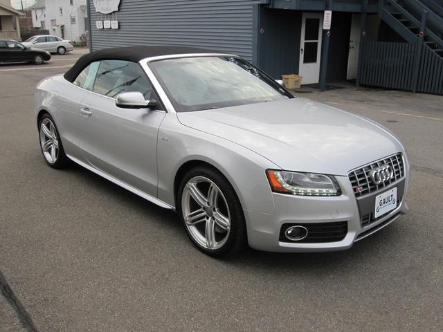 Image 8 of 2011 Audi S5 3.0 Cabriolet…