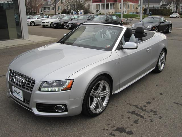 Image 13 of 2011 Audi S5 3.0 Cabriolet…