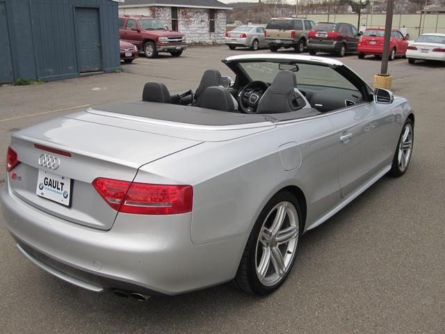 Image 28 of 2011 Audi S5 3.0 Cabriolet…