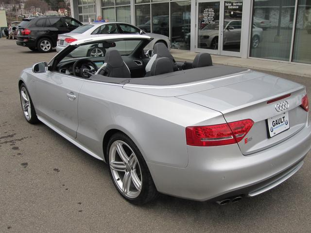 Image 29 of 2011 Audi S5 3.0 Cabriolet…