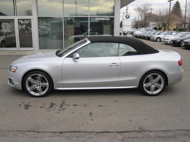 Image 34 of 2011 Audi S5 3.0 Cabriolet…
