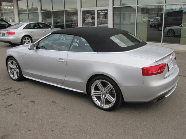 Image 35 of 2011 Audi S5 3.0 Cabriolet…