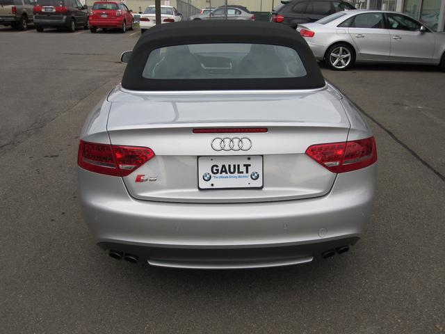 Image 36 of 2011 Audi S5 3.0 Cabriolet…