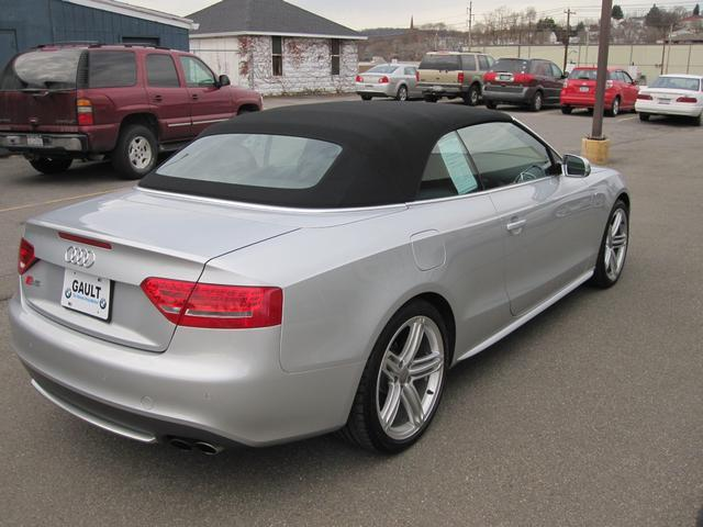 Image 37 of 2011 Audi S5 3.0 Cabriolet…