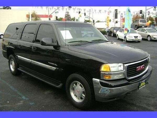 Image 31 of 2002 GMC Yukon XL SPORT…
