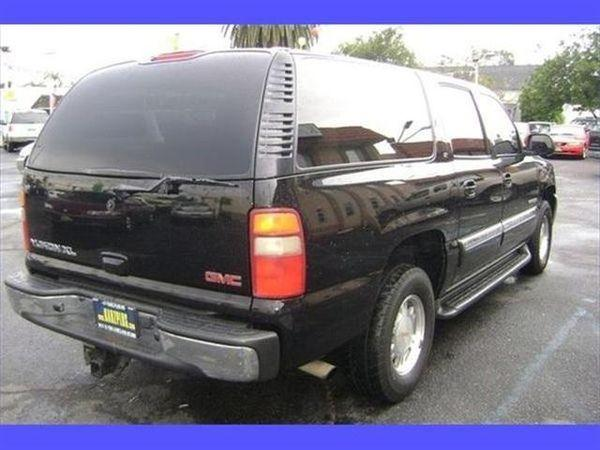 Image 33 of 2002 GMC Yukon XL SPORT…