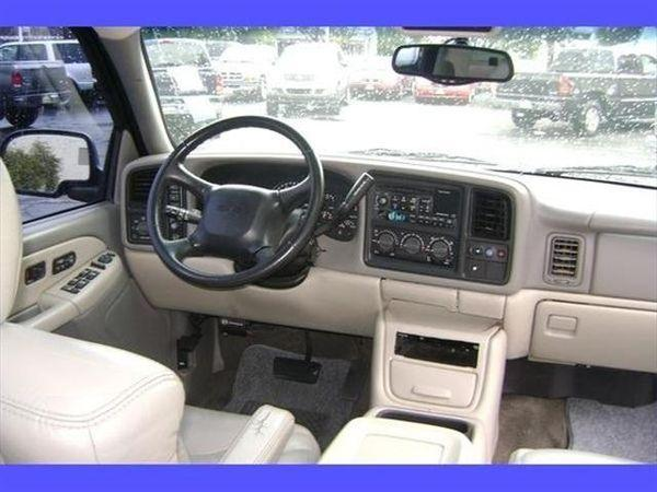 Image 39 of 2002 GMC Yukon XL SPORT…