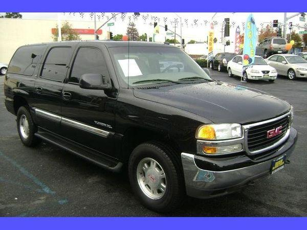 Image 45 of 2002 GMC Yukon XL SPORT…