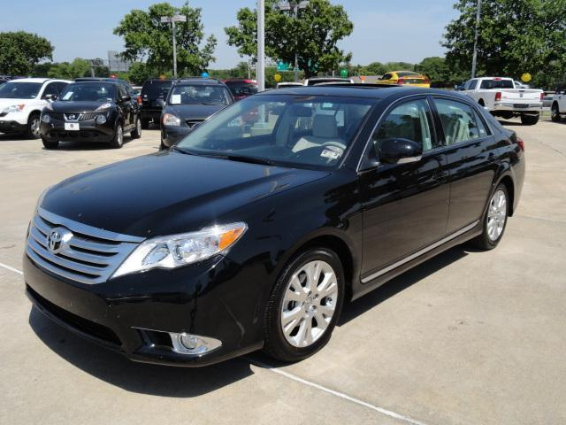 2012 TOYOTA AVALON BASE black midnight factory warranty leather interior power sunroof 17 inch