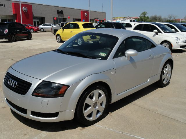 2002 AUDI TT COUPE silver pearl awesome low mileage audi tt with plush leather interior and sporty