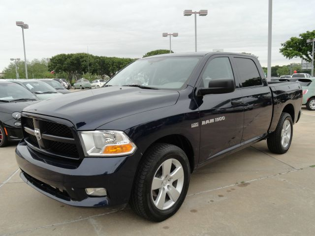 2012 RAM RAM PICKUP ST CREW CAB 4WD dark blue check out this awesome ride because its looking for