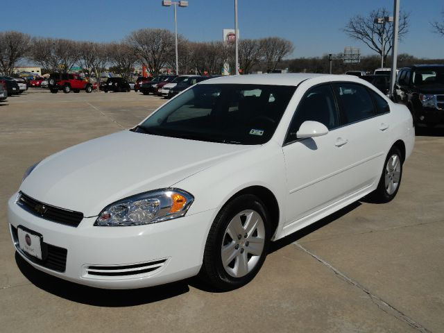 2011 CHEVROLET IMPALA LS super white beautiful pure white chevy impala ls sedan that is looking fo