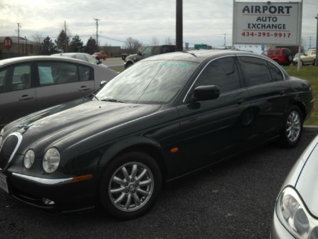 2001 Jaguar S-Type
