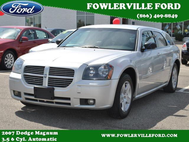 Image 1 of 2007 Dodge Magnum 6-Cylinder…