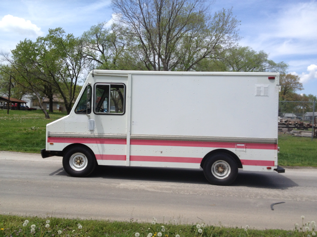 1988 GMC Step Van