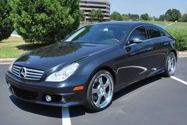 2006 mercedes benz cls class 6601a walt dr birmingham for Mercedes benz cls550 for sale by owner