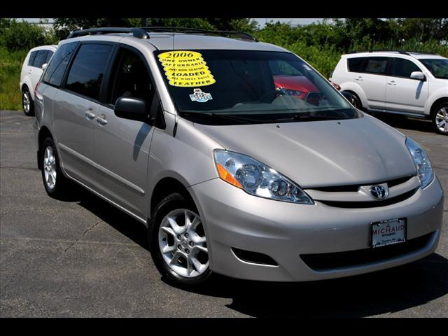 Image 31 of 2006 Toyota Sienna LE…