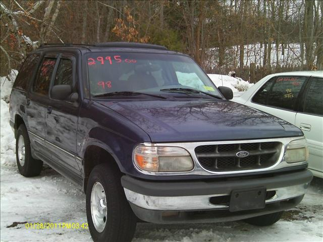1998 Ford Explorer Limited; XLT; Eddie Bauer - 72 rt 125 Kingston nh 603 347 5054 NH