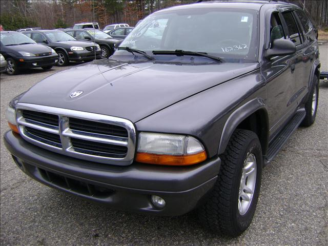 2003 Dodge Durango SLT Plus - 72 rt 125 Kingston nh 603 347 5054 NH