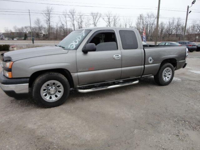 2007 Chevrolet Silverado 1500