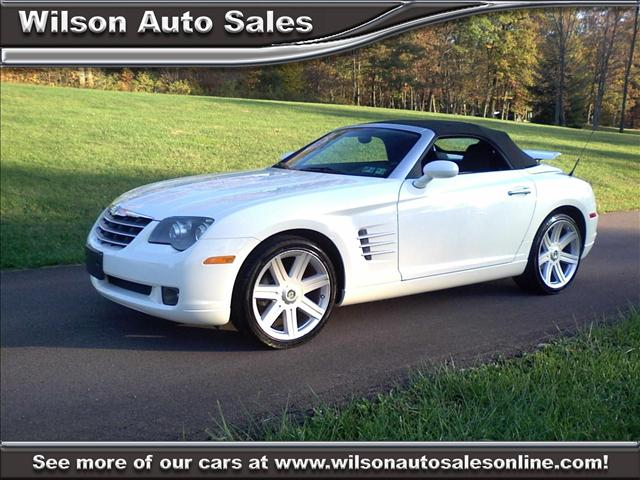 2005 chrysler crossfire limited roadster 2d 6 cylinder. Black Bedroom Furniture Sets. Home Design Ideas