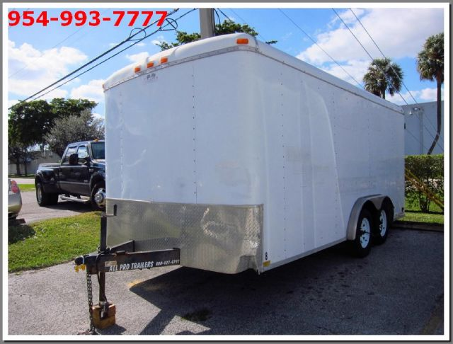 2004 CARGO MATE 16 FEET TRAILER
