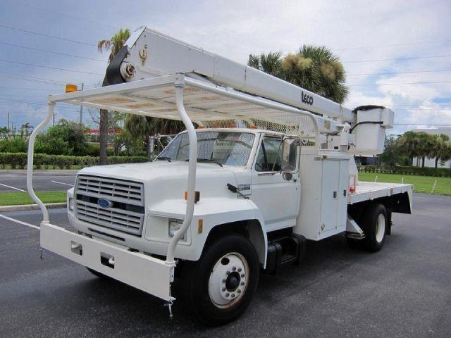 1994 Ford F-700 50 FEET BUCKET TRUCK