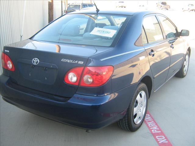 2006 toyota corolla blue 200 interior and exterior images. Black Bedroom Furniture Sets. Home Design Ideas
