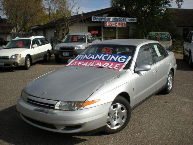 2002 Saturn L Series
