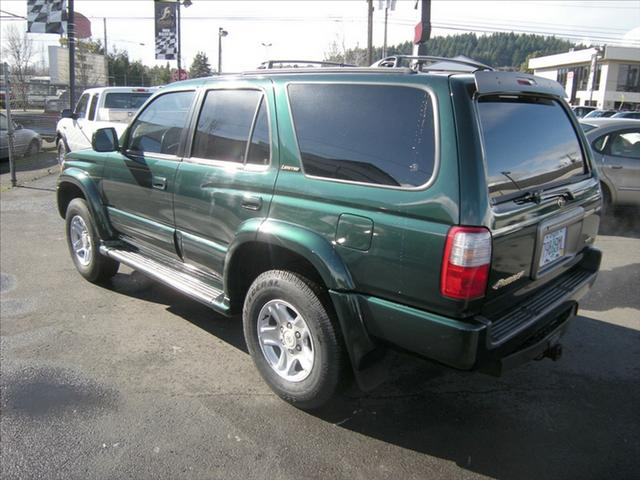 Vehicle Information VIN: JT3HN87R6X0220765 Trim: Limited Miles: 124169  Color: Green Engine: 6 Cylinder V6, 3.4L; DOHC 24V MPG: Stock #: 2090  Vehicle Options ...