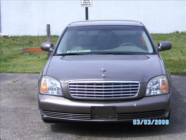 2002 Cadillac Deville