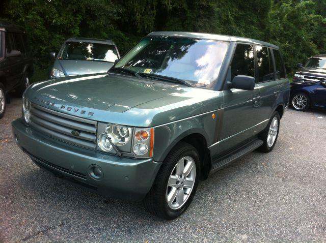 2003 Land Rover Range Rover