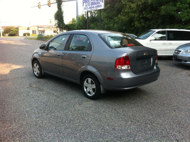 2006 Chevrolet Aveo LS - Virginia Beach VA